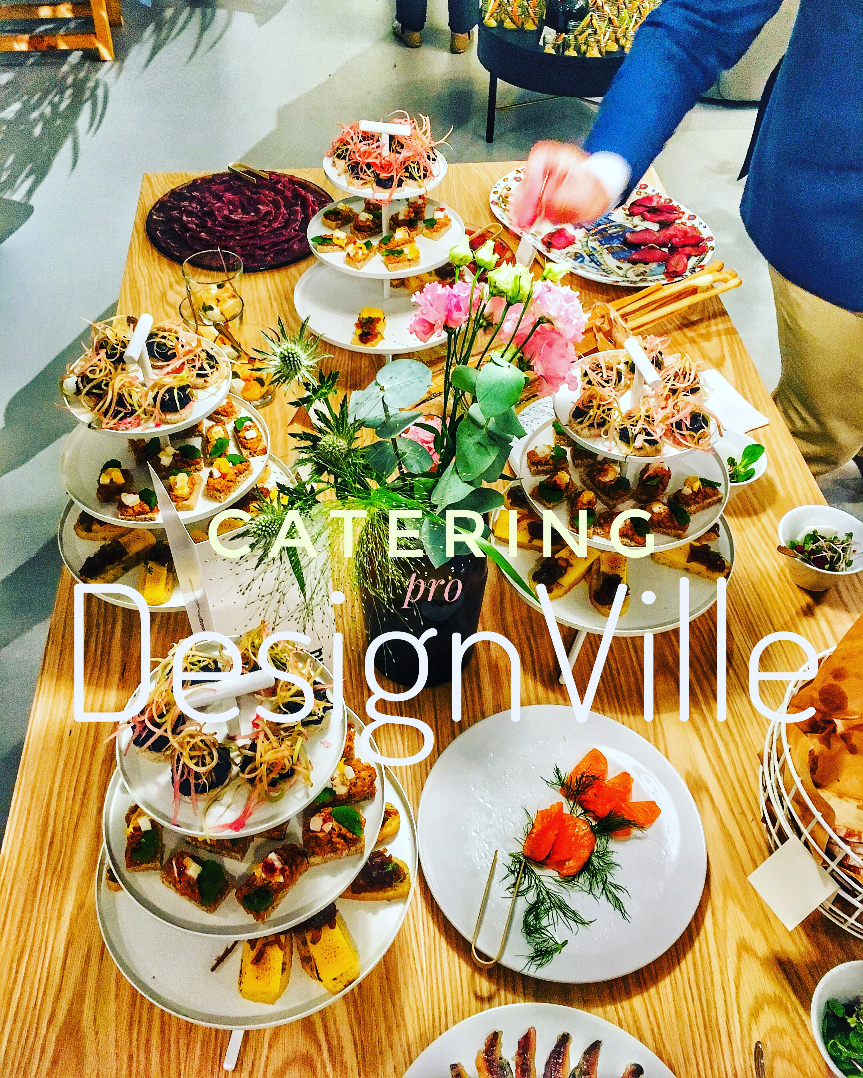 DesignVille Showroom Opening